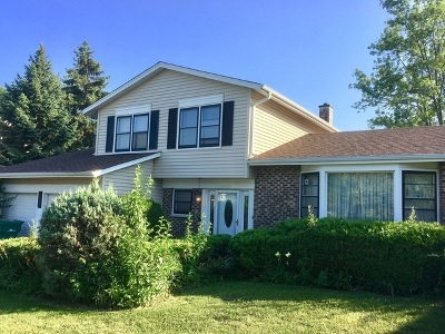 Westmont Single Family Home Contingent: 828 Oakwood Drive