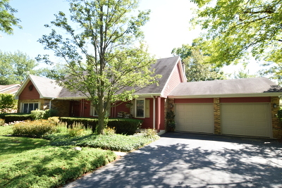 Flossmoor Single Family Home For Sale: 1640 Markey Lane