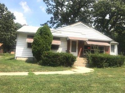 Elmhurst Single Family Home For Sale: 1248 Hamilton Avenue