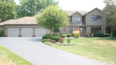 Crystal Lake Single Family Home Contingent: 6310 South Blue Court