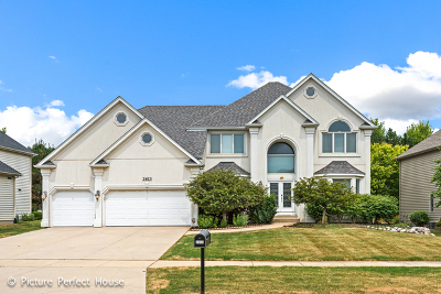 Naperville Single Family Home For Sale: 2623 Rutland Road