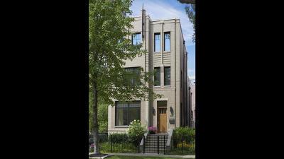 Single Family Home For Sale: 1230 North Hoyne Avenue
