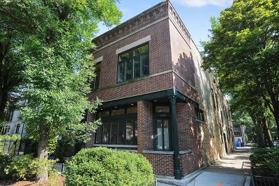 Multi Family Home For Sale: 1457 West Wolfram Street