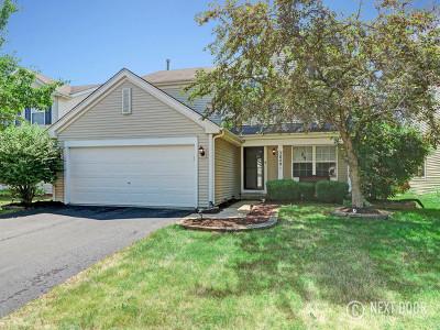 Aurora Single Family Home For Sale: 3849 Baybrook Drive