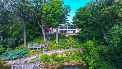 Barrington Hills Single Family Home For Sale: 231 West County Line Road