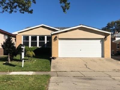 Morton Grove Single Family Home For Sale: 7740 Church Street