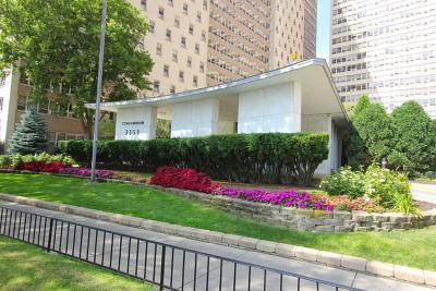 Condo/Townhouse For Sale: 3950 North Lake Shore Drive #1215