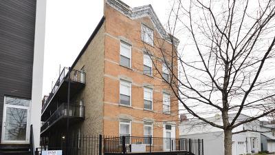 Condo/Townhouse For Sale: 2228 North Hamilton Avenue #2F