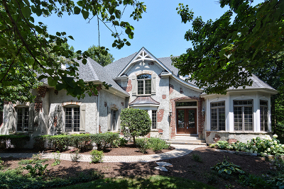 South Elgin Single Family Home For Sale: 691 Reserve Court