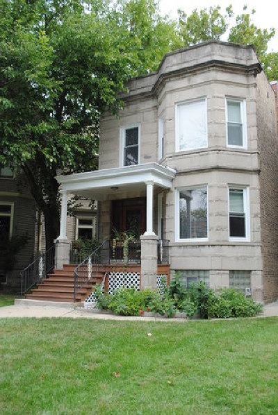 Multi Family Home For Sale: 4043 North Paulina Street