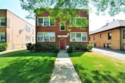 Skokie Multi Family Home For Sale: 8245 Kilpatrick Avenue
