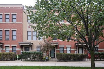 Condo/Townhouse For Sale: 1003 North Kingsbury Street