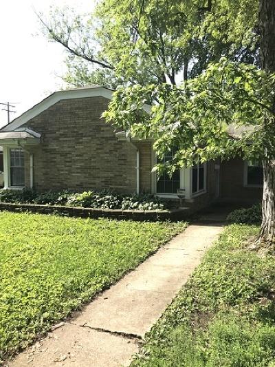 Homewood Rental For Rent: 1229 183rd Street