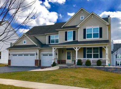 Huntley Single Family Home For Sale: 12331 Bartelt Court