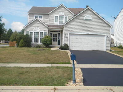 Romeoville Single Family Home For Sale: 306 Lilac Drive