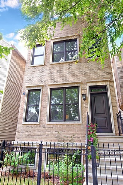 Single Family Home For Sale: 1433 West Fletcher Street