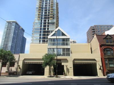 Condo/Townhouse For Sale: 1212 North Lasalle Drive #610