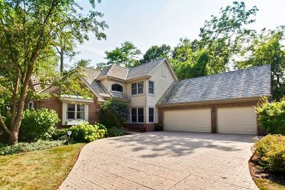 Lake Forest Single Family Home For Sale: 1733 Yale Court
