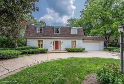 Wilmette Single Family Home Price Change: 734 Illinois Road