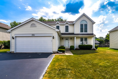 Lake Zurich Single Family Home For Sale: 161 West Harbor Drive