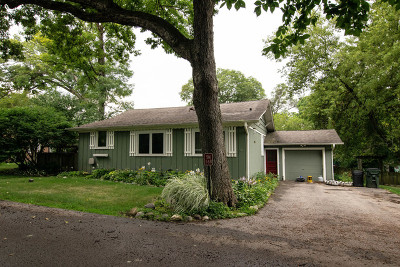 St. Charles Single Family Home For Sale: 5n168 Lilac Avenue