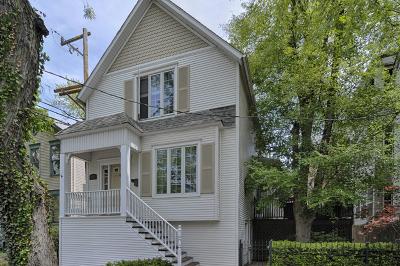 Single Family Home For Sale: 2611 North Seminary Avenue
