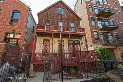 Multi Family Home For Sale: 2854 North Orchard Street