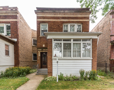 Multi Family Home For Sale: 4925 North Troy Street