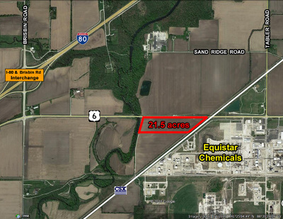 Channahon Residential Lots & Land For Sale: 100 Route 6 Highway