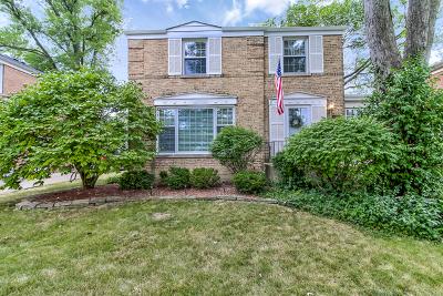 La Grange Park Single Family Home Price Change: 1120 Blanchan Avenue
