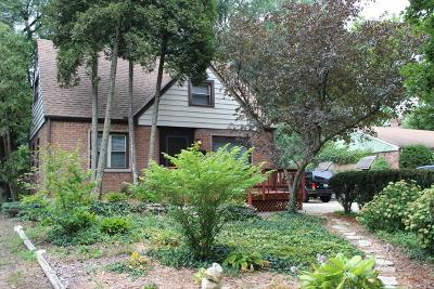 Wheaton Single Family Home Price Change: 1417 College Avenue