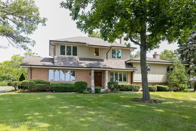 Oak Brook Single Family Home For Sale: 2 Croydon Lane
