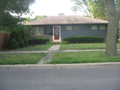 Broadview Single Family Home Re-Activated: 2901 South 13th Avenue