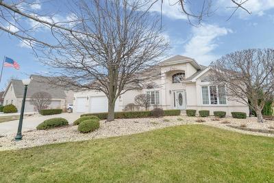 Homer Glen Single Family Home For Sale: 12303 Shellbark Drive