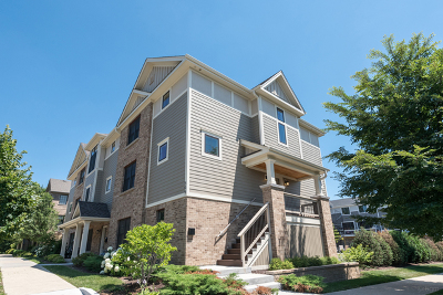St. Charles Condo/Townhouse For Sale: 505 Indiana Avenue