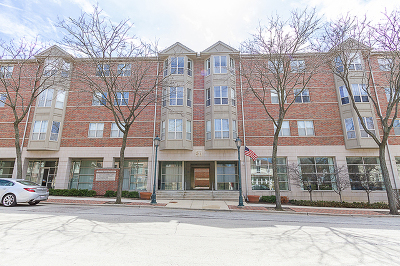 Roselle Condo/Townhouse For Sale: 57 East Hattendorf Avenue #310