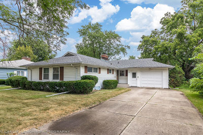 Dekalb Single Family Home For Sale: 804 Normal Road