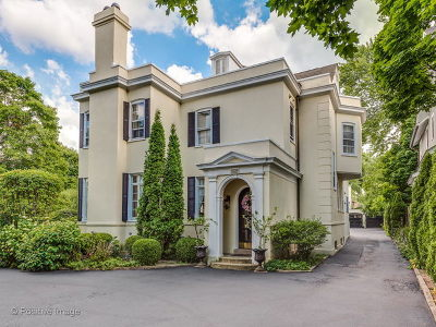 Lake Forest Single Family Home For Sale: 269 Vine Avenue