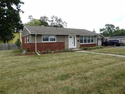 Elmhurst Single Family Home For Sale: 3n555 Wilson Street