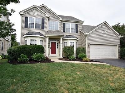 Geneva Single Family Home For Sale: 39w412 West Burnham Lane