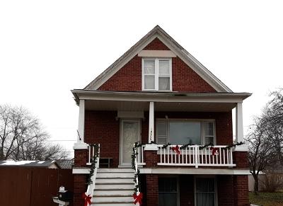 Posen Single Family Home For Sale: 14505 South Sherman Avenue