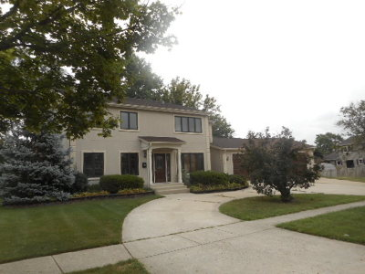 Schaumburg Single Family Home For Sale: 527 Cottonwood Lane