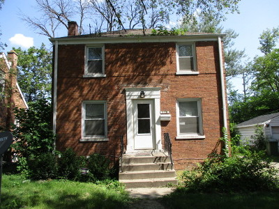 Dolton Single Family Home For Sale: 228 East 140th Place