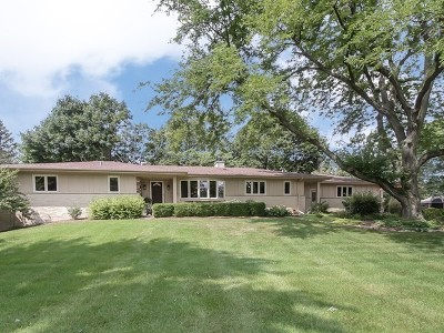Elgin Single Family Home For Sale: 921 Forest Drive