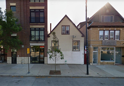 Chicago Residential Lots & Land For Sale: 4311 North Western Avenue
