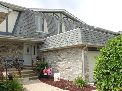 Tinley Park Condo/Townhouse For Sale: 7805 West 160th Street