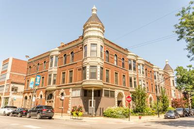 Condo/Townhouse For Sale: 2002 North Clifton Avenue #3F