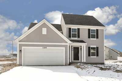 Single Family Home For Sale: 1305 Colaric Lot# 176 Drive