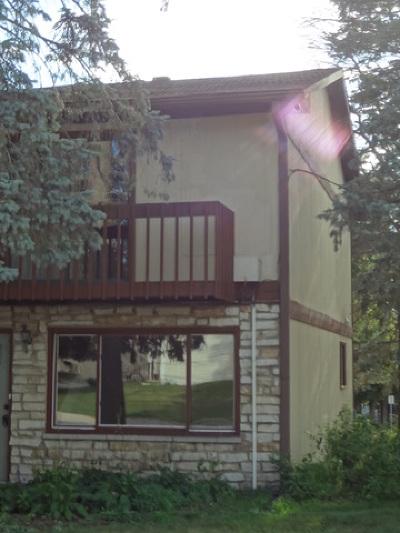 Fox River Grove Rental For Rent: 422 Lincoln Avenue #F