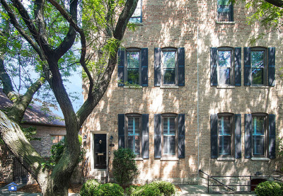 Condo/Townhouse For Sale: 1408 West Belden Avenue #1R